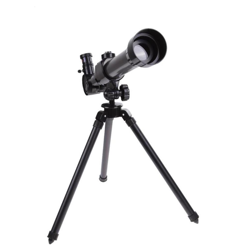 science-discovery-toys HD 20X 30X 40X Times Refractor Eyepiece Astronomical Telescope with Tripod Science Experiment Toys for Children Gift HOB1680199 2