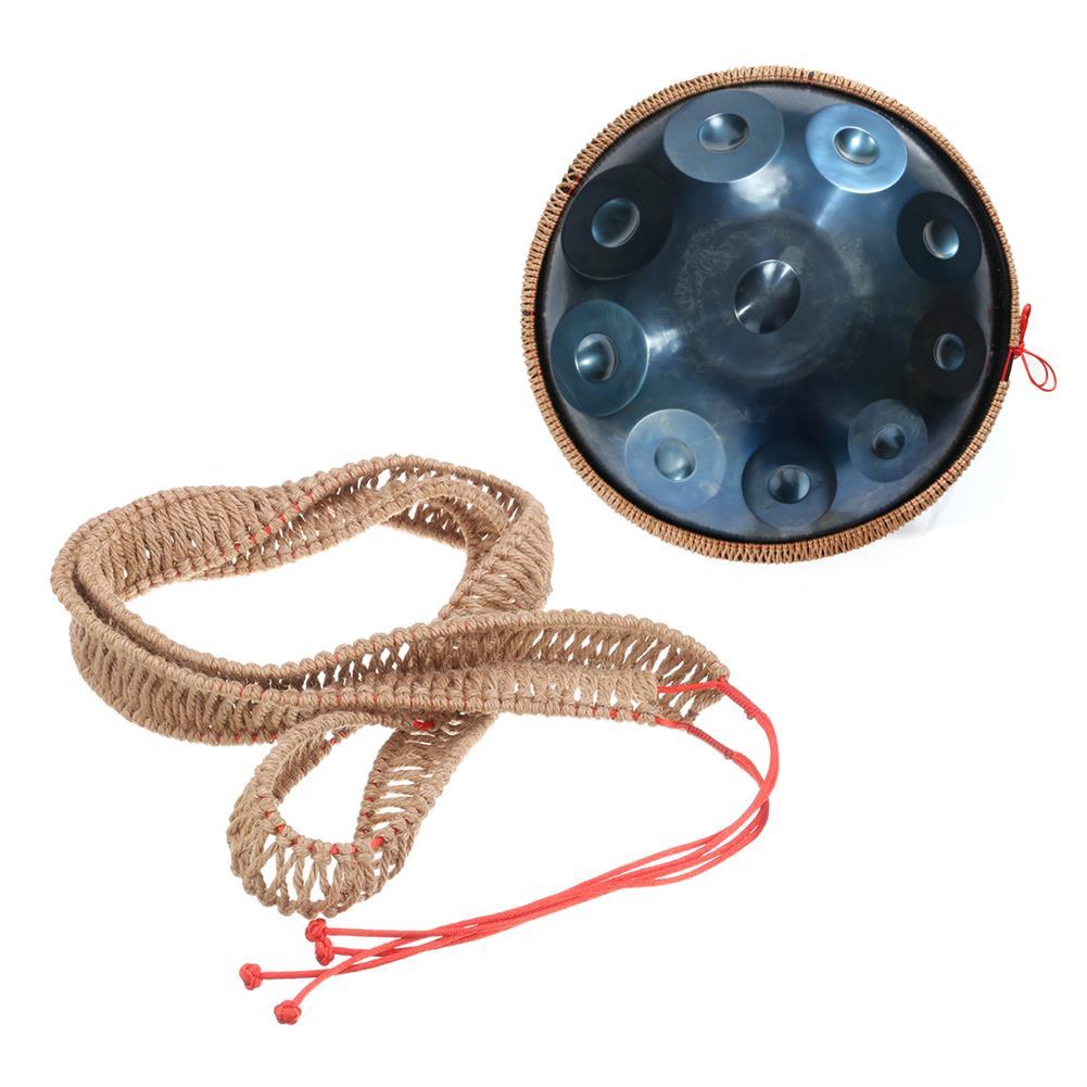 percussion-accessories Handpan Rattan Rope Hemp Rope Protection Ring for 55-60 cm Diameter Adjustable HOB1681014