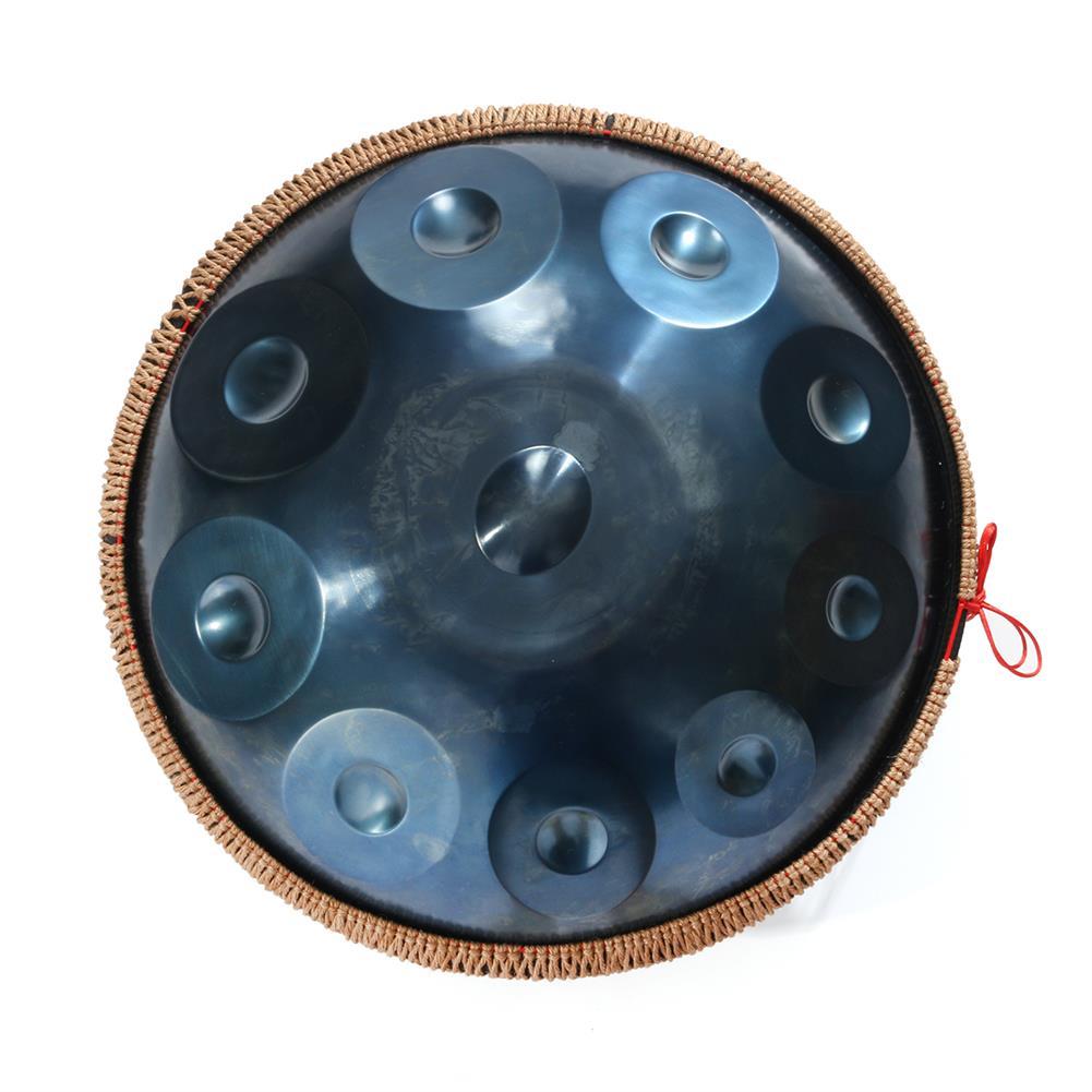 percussion-accessories Handpan Rattan Rope Hemp Rope Protection Ring for 55-60 cm Diameter Adjustable HOB1681014 1