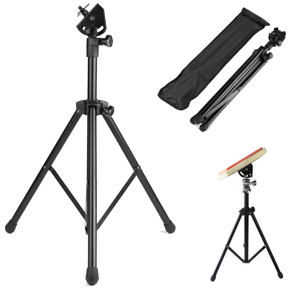 percussion-accessories Straight Cymbal Drum Stand Hardware Percussion Mount Double Braced Tripod Holder HOB1681042