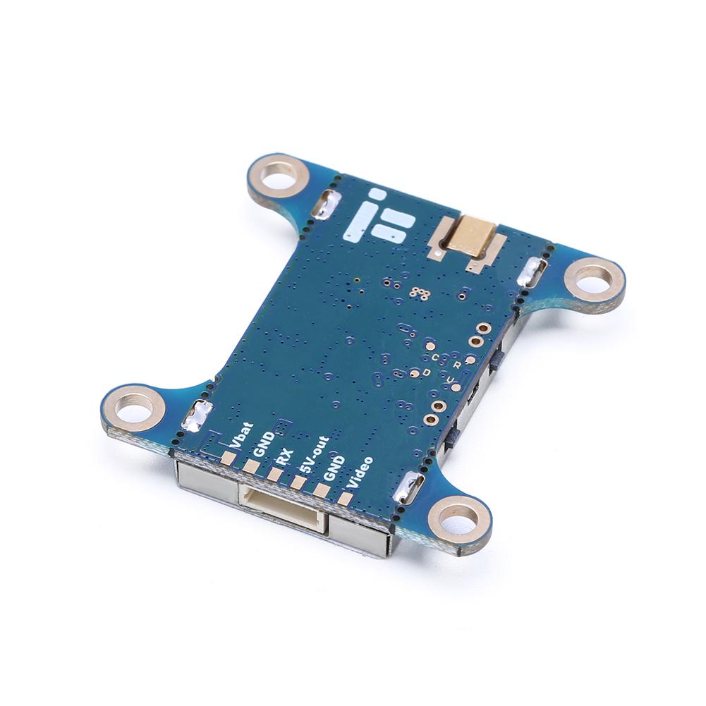 fpv-system iFlight SucceX force VTX PIT/25mW/200mW/400mW/800mW Adjustable 5.8Ghz 40CH FPV Transmitter 36*36mm for FPV Racing Drone HOB1681078 2