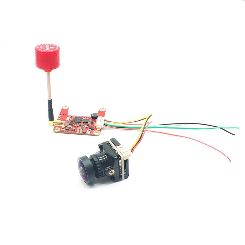 fpv-system E709TM3Pro 5.8G 25/200/500/800mW Switchable FPV Transmitter and 1200TVL HD Night Vision Camera Transmitter Combo HOB1681256 1