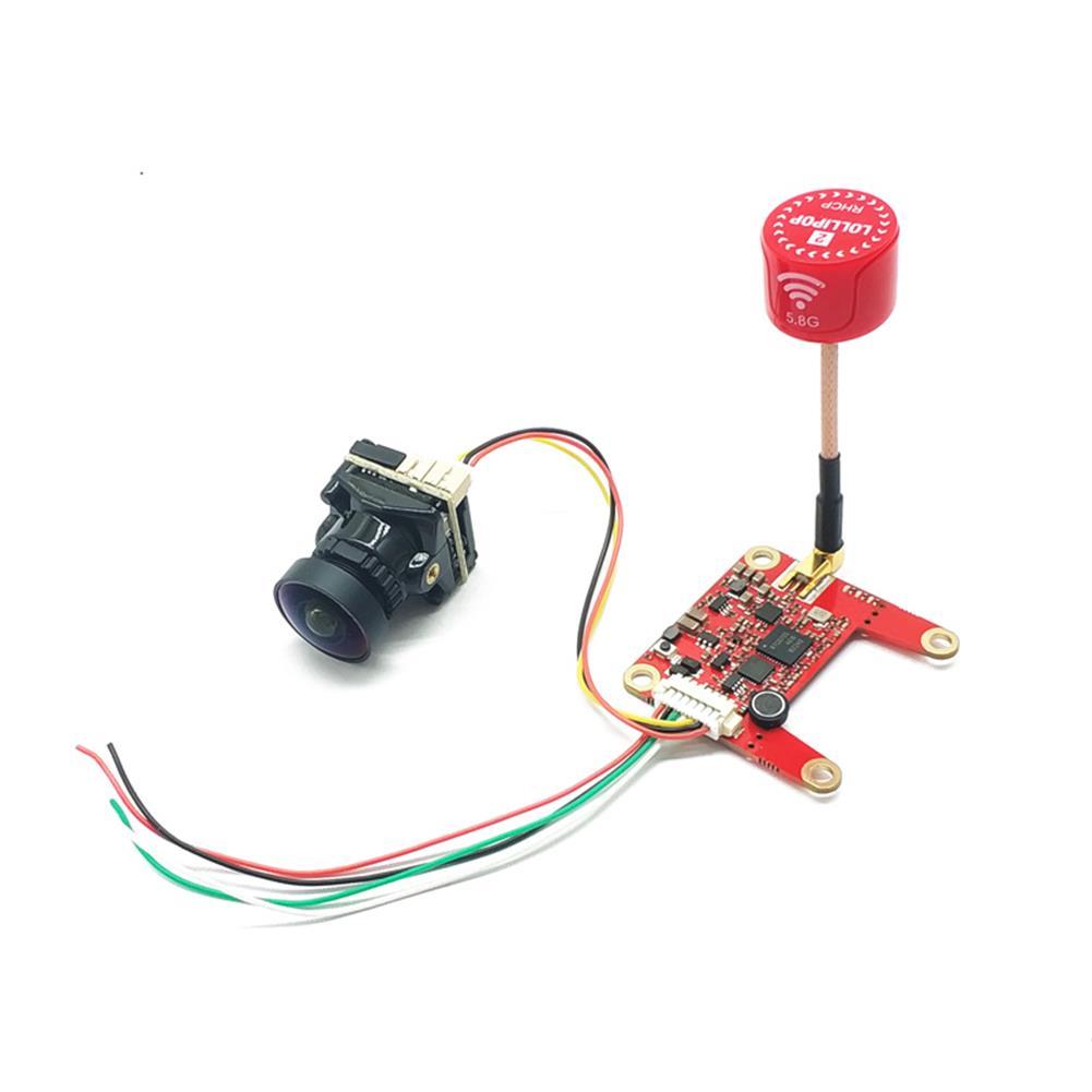 fpv-system E709TM3Pro 5.8G 25/200/500/800mW Switchable FPV Transmitter and 1200TVL HD Night Vision Camera Transmitter Combo HOB1681256 2