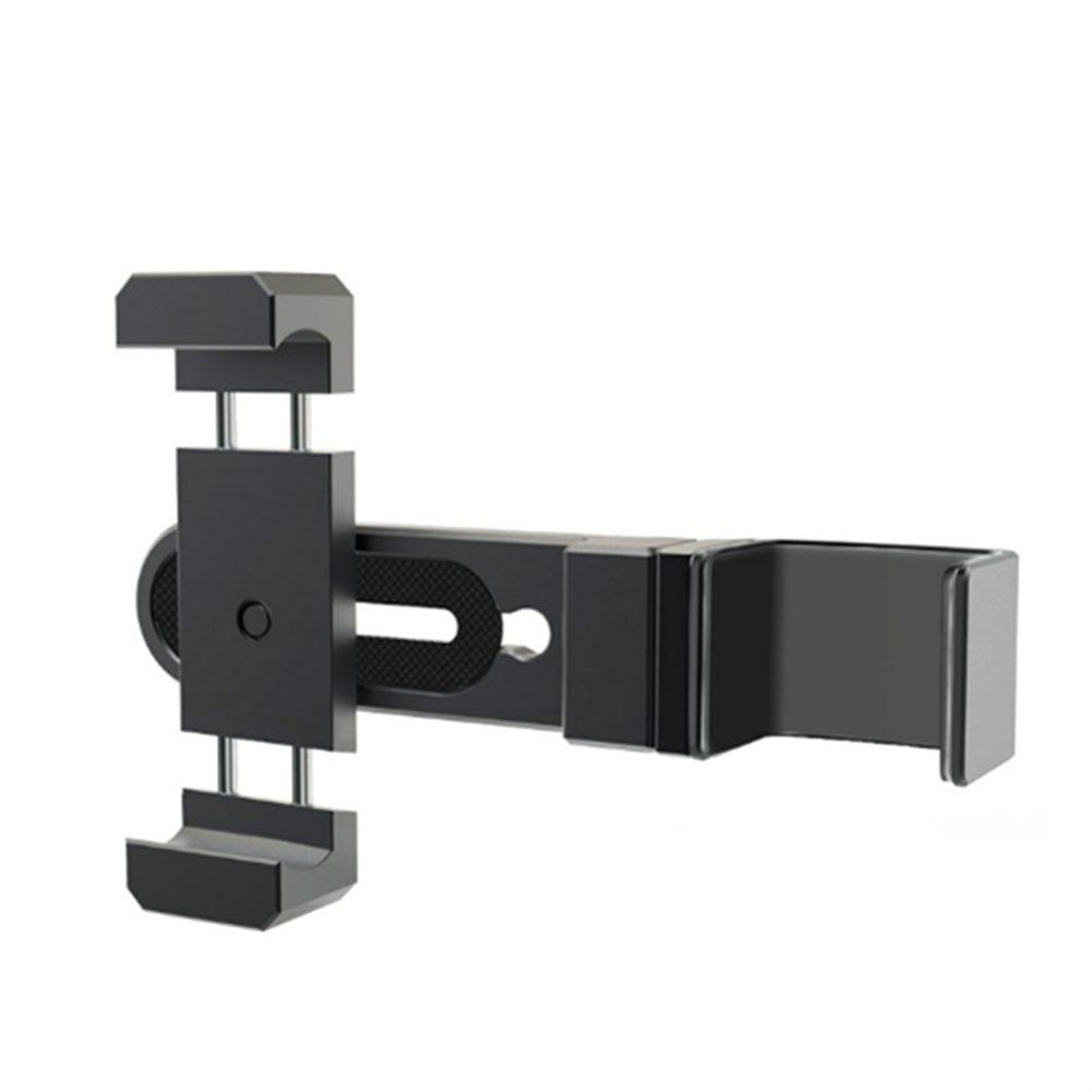 fpv-system Aluminum Alloy Magnetic Mount Bracket Smartphone 1/4 Holder with Tripod for FIMI PALM Handheld Gimbal Camera Non-original HOB1681548 2