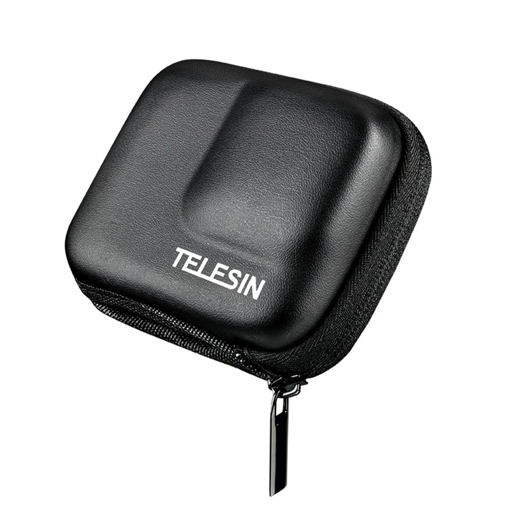 fpv-system TELESIN Camera Bag Storage Protection Box Outdoor Sports Body Protection Bag for insta360 one R 4K Camera HOB1681847 1