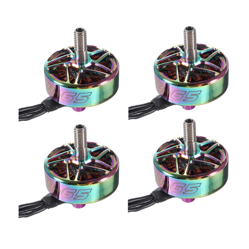 multi-rotor-parts B-65 2306.5 1900KV 6S Colorful Brushless Motor 2 CW & 2 CCW for 200-250mm 5 inch RC Drone FPV Racing HOB1682258