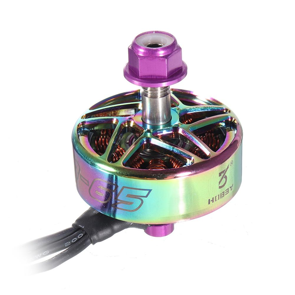 multi-rotor-parts B-65 2306.5 1900KV 6S Colorful Brushless Motor 2 CW & 2 CCW for 200-250mm 5 inch RC Drone FPV Racing HOB1682258 2