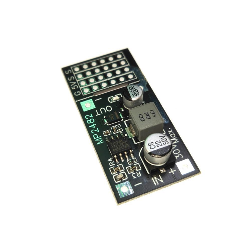rc-airplane-parts UBEC 7-30V 2-7S input Max 5V 5A Output Power Module Voltage Regulator for RC Servo Robot Airplane HOB1682386 1