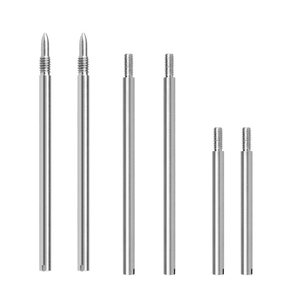 woodwind-brass-accessories W22 Clarinet Clarinet Accessories Set 14 Thread Shaft Lever 20 PCs Screw Wind Music Repair Parts HOB1682498 2