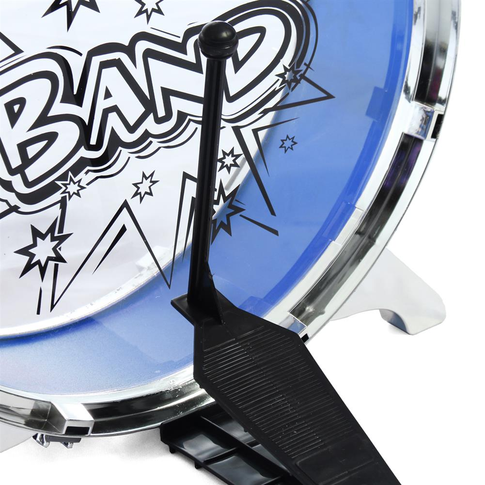 drum-sets 16x Kids Junior Drum Kit Music Set Children Mini Big Band Jazz Musical Play Toy HOB1682731 3