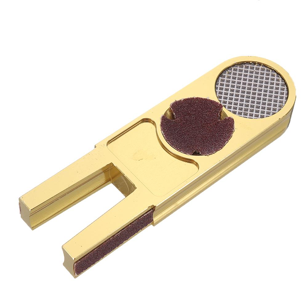 tools-bags-storage U Billiards Pool Snooker Cue Tip Scuffer Trimmers Burnisher Shaper Repair Tools HOB1682734