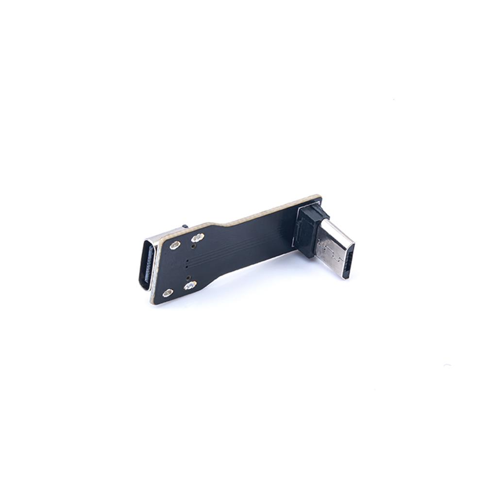 multi-rotor-parts MAMBA Type-c Conversion Mini USB L-shaped Adapter for Flight Controller RC Drone FPV Racing HOB1682826 1