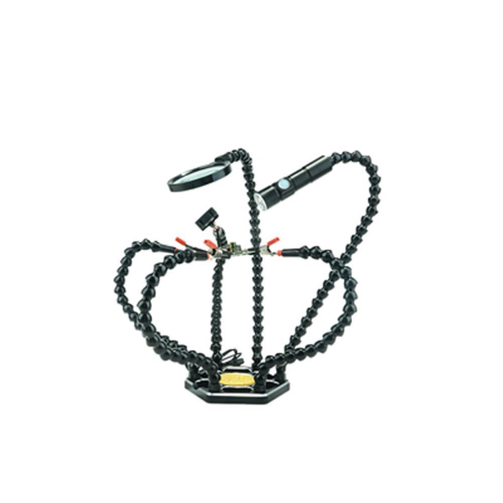 tools-bags-storage HJ FPV Universal Arm PCB Welding Auxiliary Tool Soldering Tool Set HOB1683965