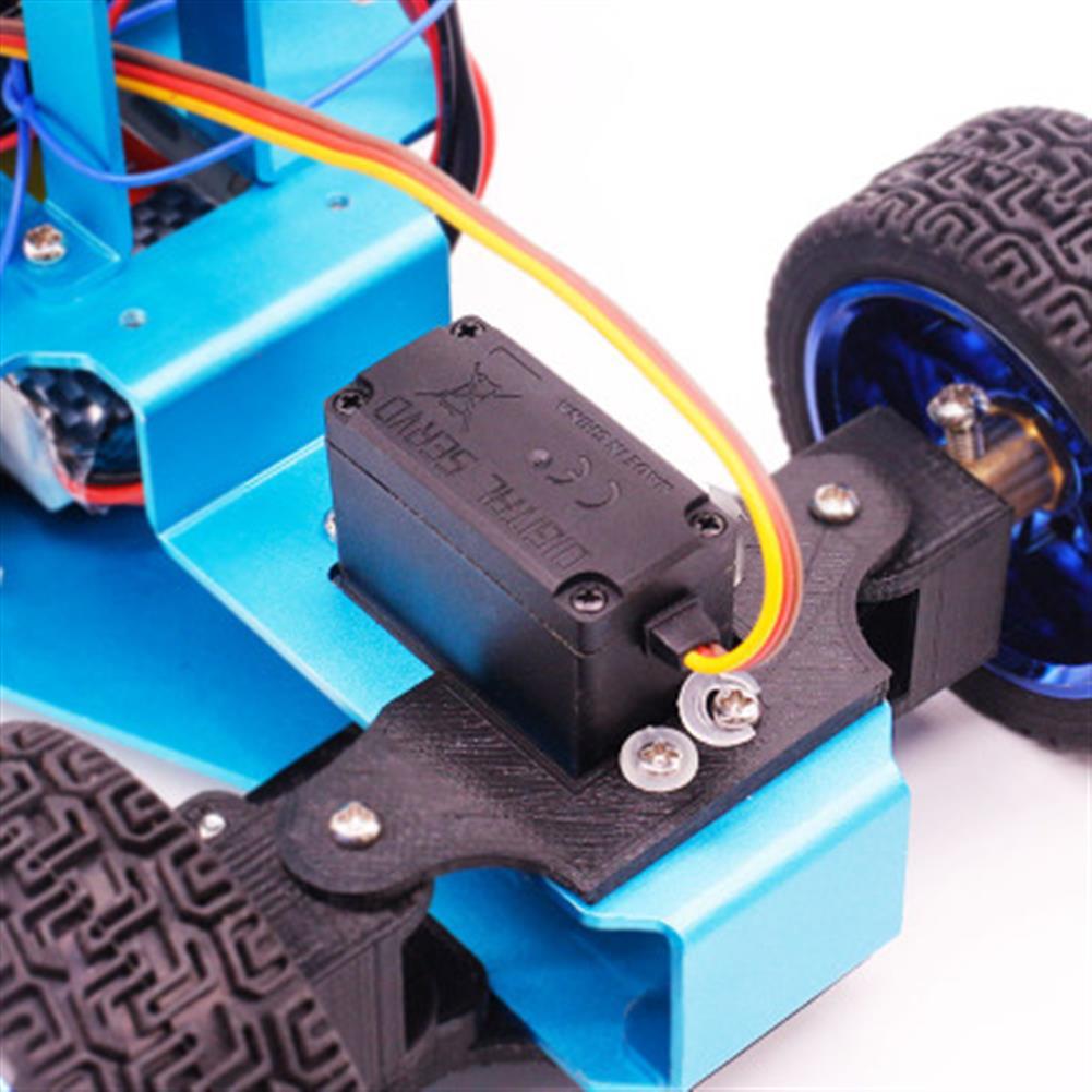robot-parts-tools YAHBOOM S015M 15KG 180 Metal Gear Digital Servo for Smart Robot Car HOB1683967 3