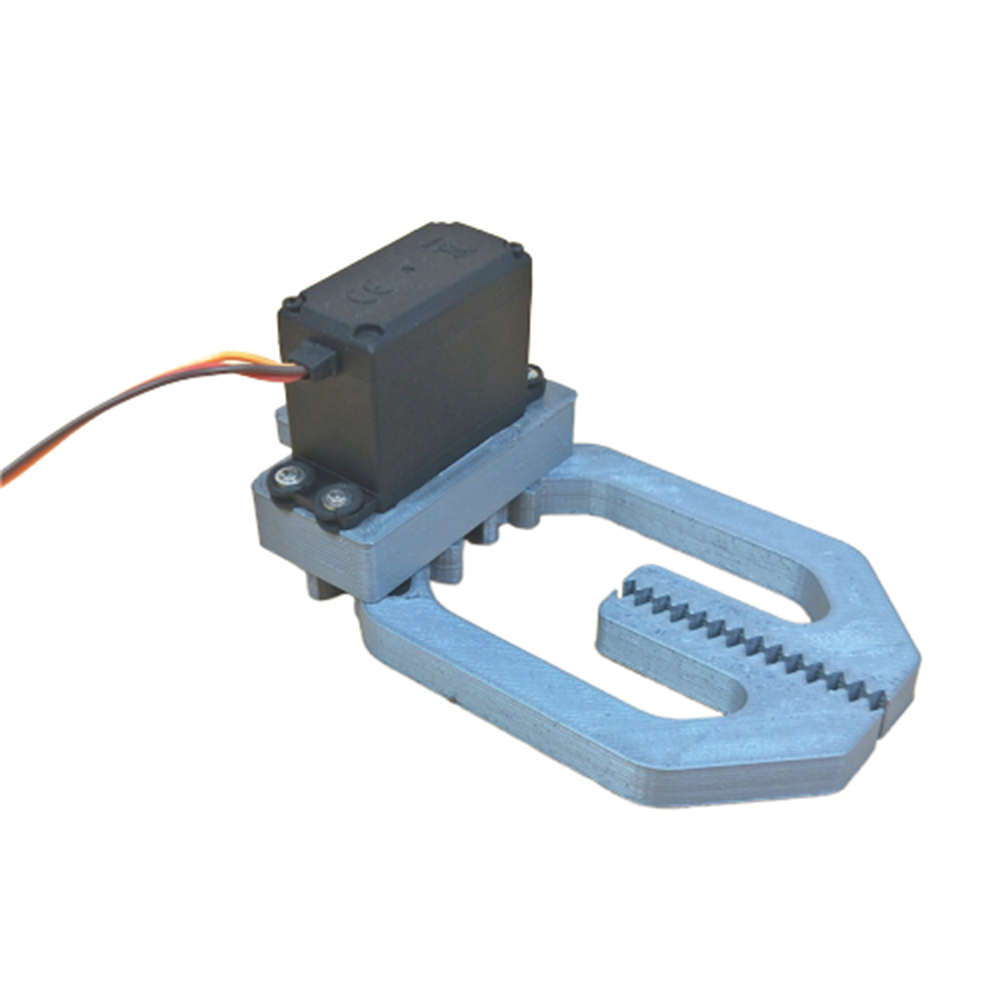 robot-parts-tools SNM2900 Robot Mechanical Claw with MG996 Servo RC Robotic Part for Science DIY HOB1683968