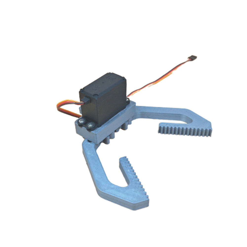 robot-parts-tools SNM2900 Robot Mechanical Claw with MG996 Servo RC Robotic Part for Science DIY HOB1683968 1