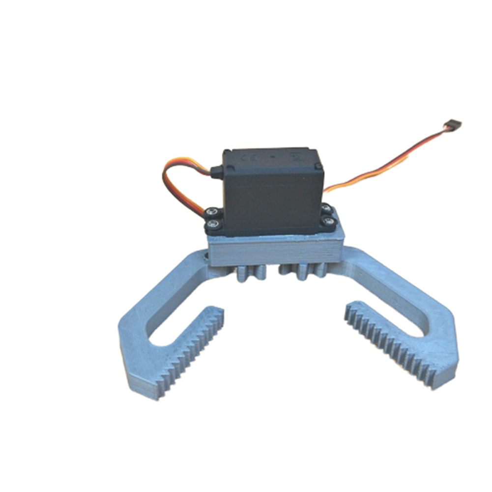 robot-parts-tools SNM2900 Robot Mechanical Claw with MG996 Servo RC Robotic Part for Science DIY HOB1683968 2