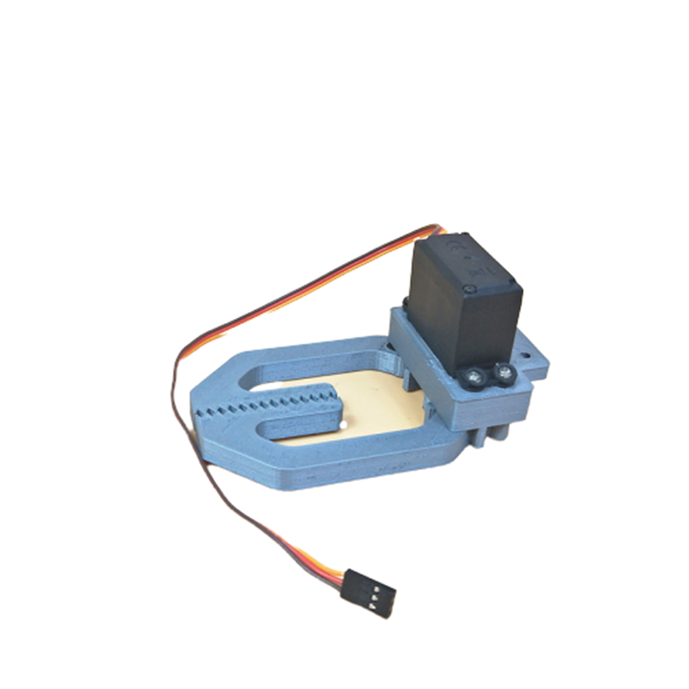 robot-parts-tools SNM2900 Robot Mechanical Claw with MG996 Servo RC Robotic Part for Science DIY HOB1683968 3