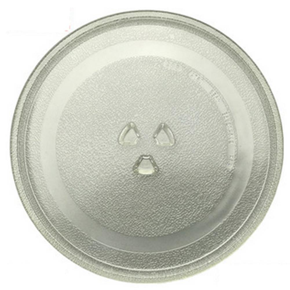 paper-art-drawing Transparent Microwave Oven Turntable Glass Tray Glass Plate Diameter 31.5cm HOB1684363