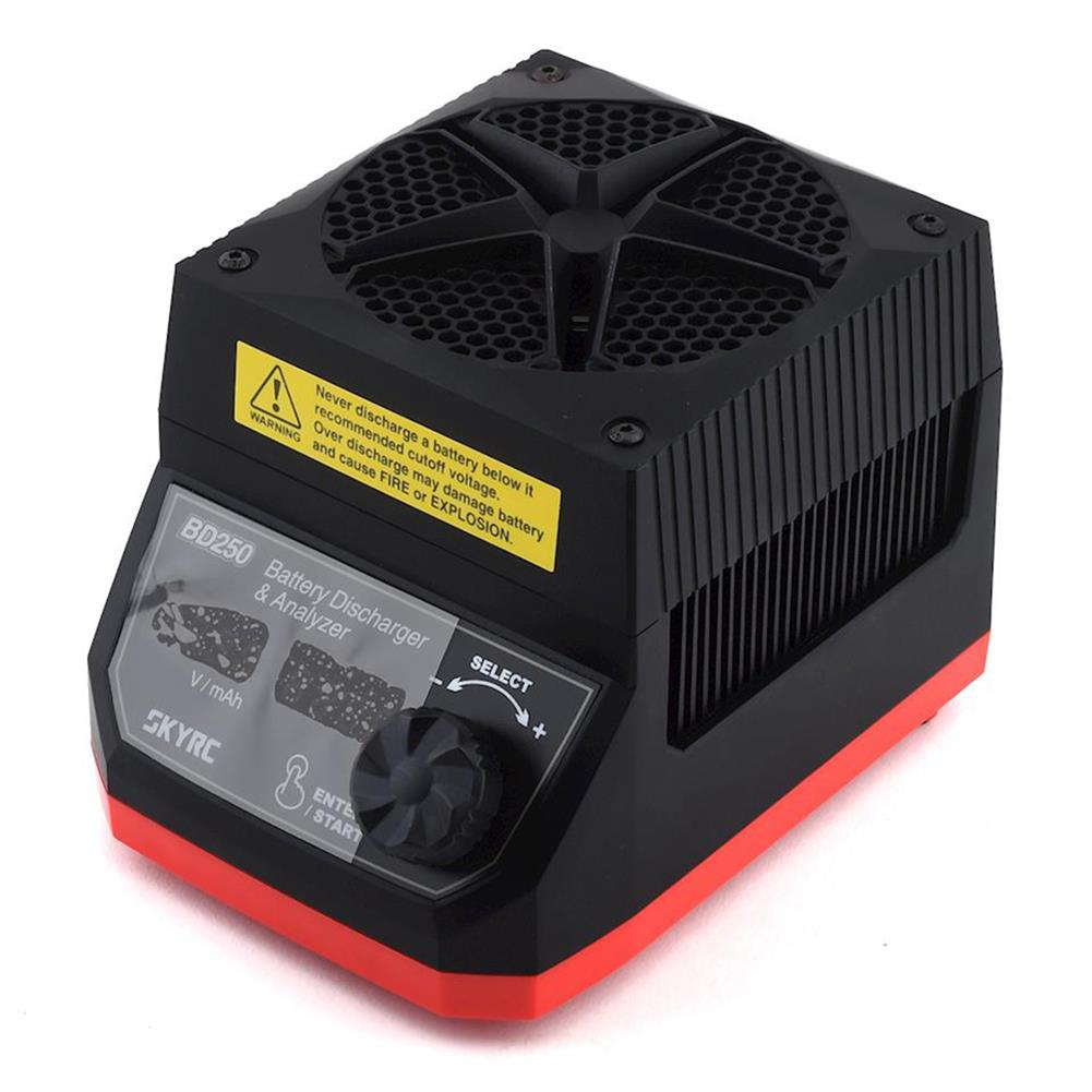 battery-charger SKYRC BD250 250W 35A LiPo/LiHV/NiMH Battery Discharger & Analyzer HOB1684672 2
