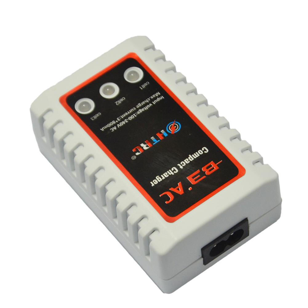 battery-charger HTRC B3 AC Compact Balance Charger for 2S-3S Lipo Battery HOB1685150