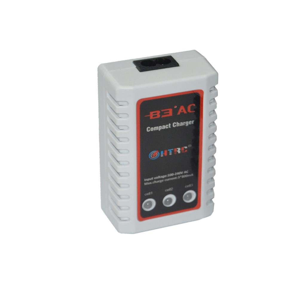 battery-charger HTRC B3 AC Compact Balance Charger for 2S-3S Lipo Battery HOB1685150 2