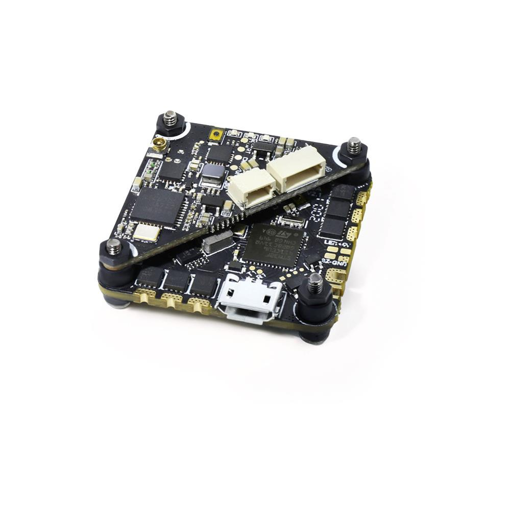 multi-rotor-parts GEPRC STABLE 20A Whoop Stack 26.5*26.5mm GEP-20A-F4&GEP-VTX200-Whoop F4 Flight Controller FPV Flytower for FPV Racing RC Drone HOB1685238 3