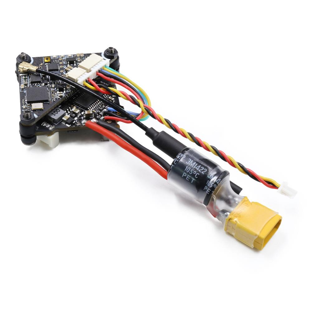 multi-rotor-parts GEPRC STABLE 12A Whoop Stack F4 25.5*25.5mm Flight Controller GEP-12A-F4&GEP-VTX200-Whoop FPV Combo for FPV Racing RC Drone HOB1685272