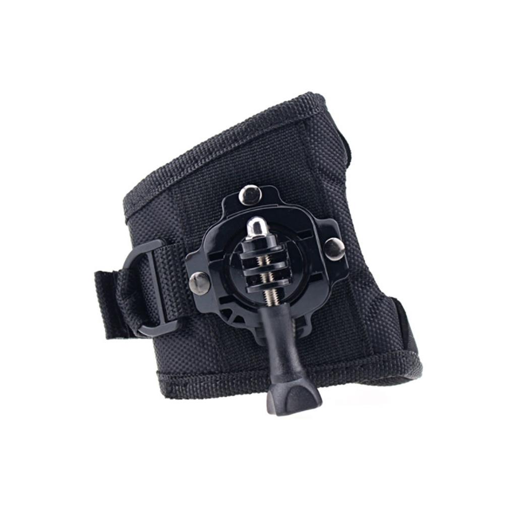 fpv-system Hand Strap 360 Degree Rotating Camera Mount for GoPro 7 6 5 4 3 YI SJCAM OSMO Action Cameras Accessories HOB1685421 2