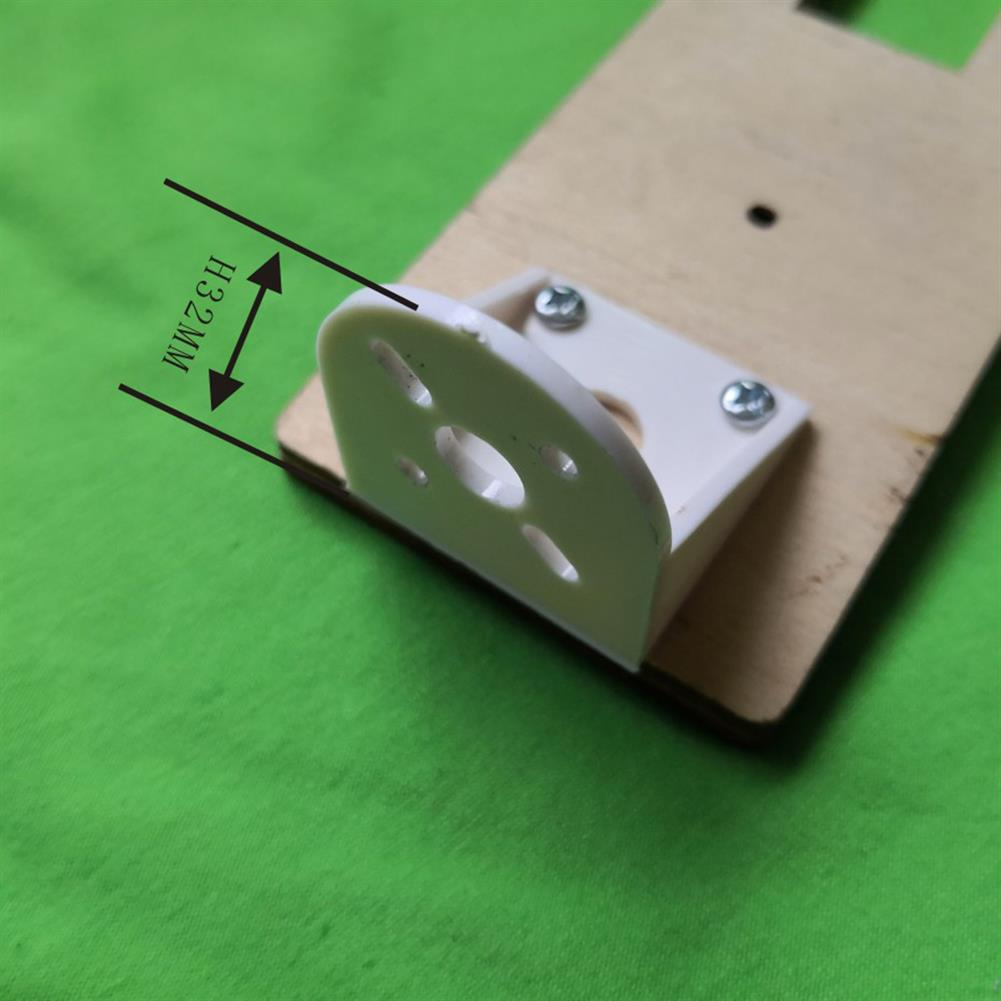 rc-airplane-parts Universal 22 Series Brushless Motor Mount for RC Model Airplane Fixed Wing HOB1685448 2