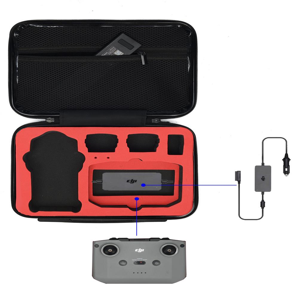 rc-quadcopter-parts Waterproof Carrying Case Storage Bag for DJI Mavic Air 2 RC Quadcopter HOB1685715 2