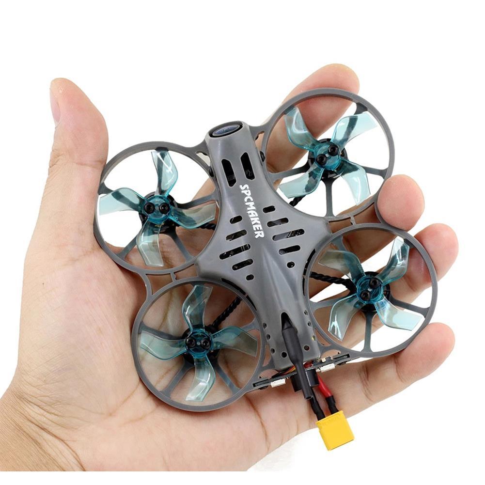 fpv-racing-drone SPCMaker Bat78 HD 78mm F4 AIO 20A ESC 1103 8000KV 3-4S/ 11000KV 2-3S Whoop FPV Racing Drone PNP BNF w/ RunCam Split 3 Nano Whoop 1080P Camera HOB1685745