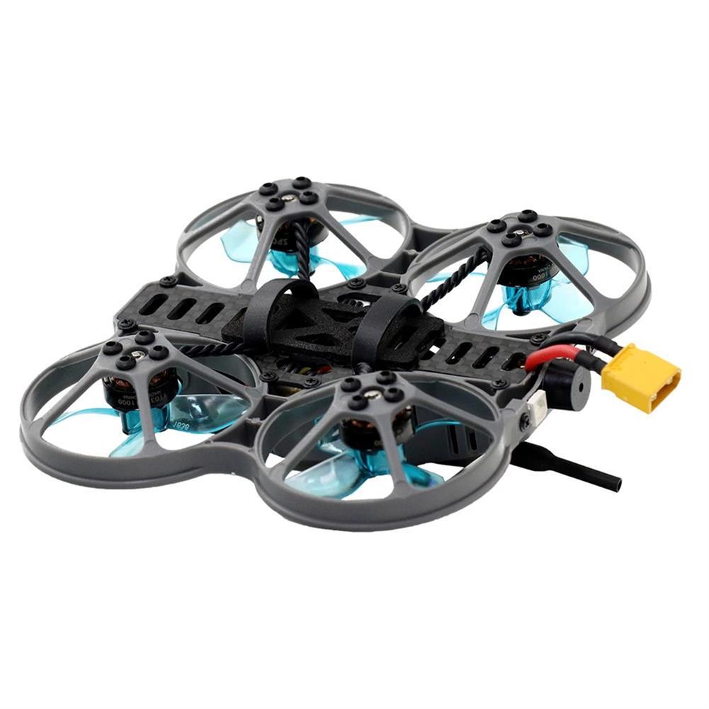 fpv-racing-drone SPCMaker Bat78 HD 78mm F4 AIO 20A ESC 1103 8000KV 3-4S/ 11000KV 2-3S Whoop FPV Racing Drone PNP BNF w/ RunCam Split 3 Nano Whoop 1080P Camera HOB1685745 3