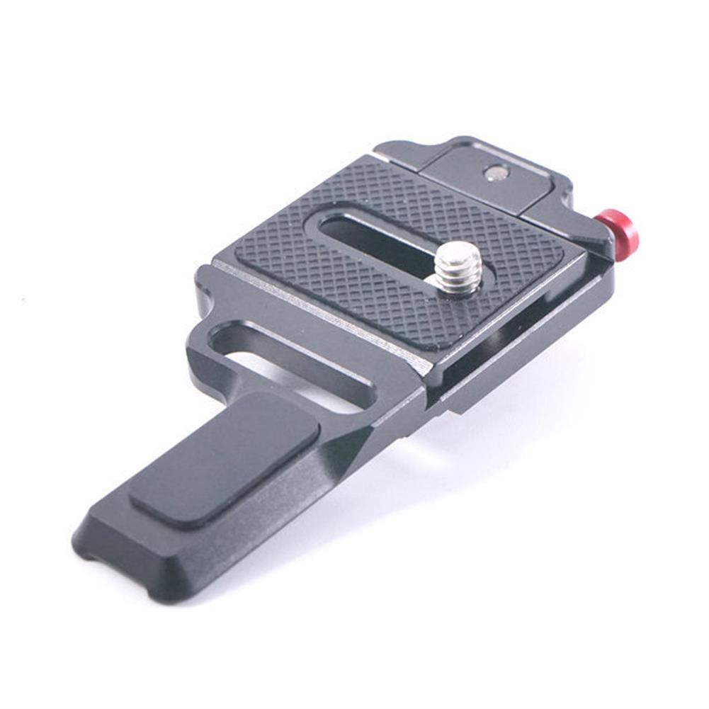 fpv-system Quick Release Backing Plate increased Pad with 1/4 inch Screw Mount for ZHIYUN CRANE M2 FPV Handheld Gimbal Stabilizer Accessories HOB1685900 2