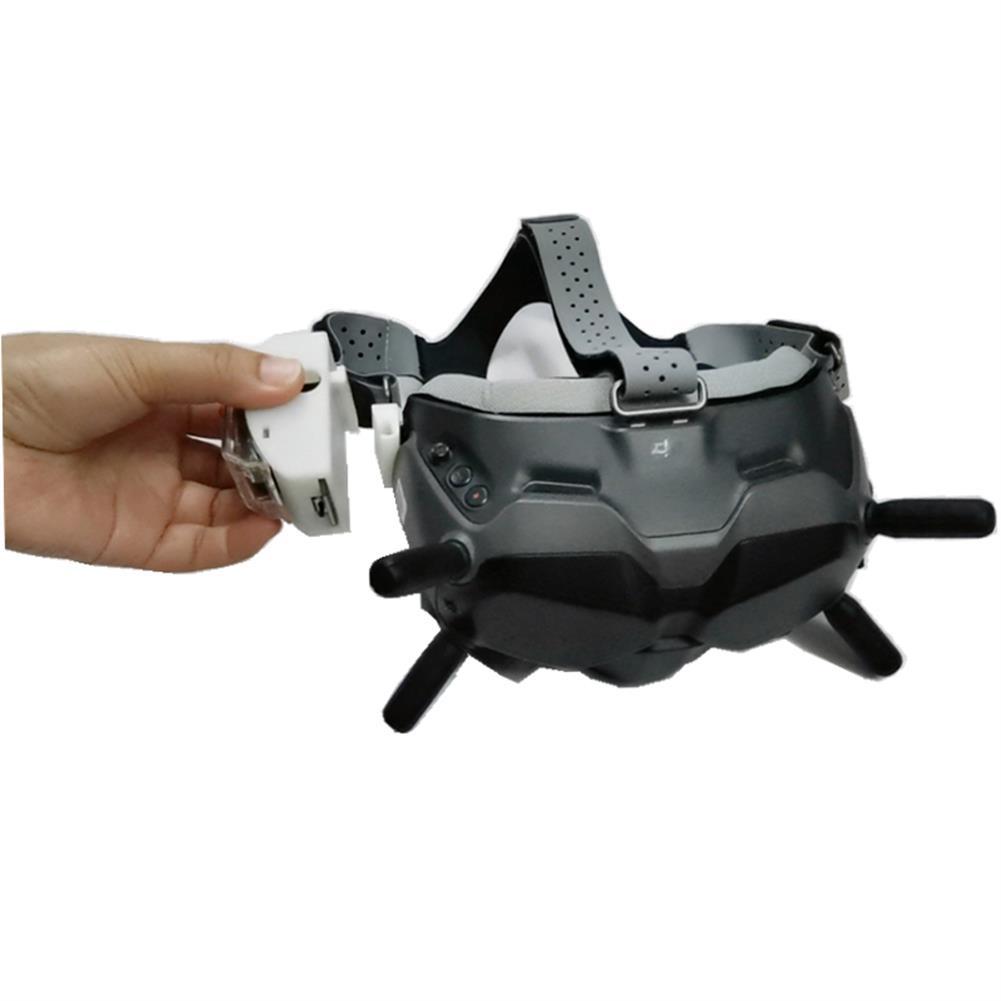 fpv-system URUAV DJI FPV Goggles Receiver Module 3.0 & 3.0 Plus Quick Realease Mounting Bracket for DJI FPV Goggles HOB1686394 2