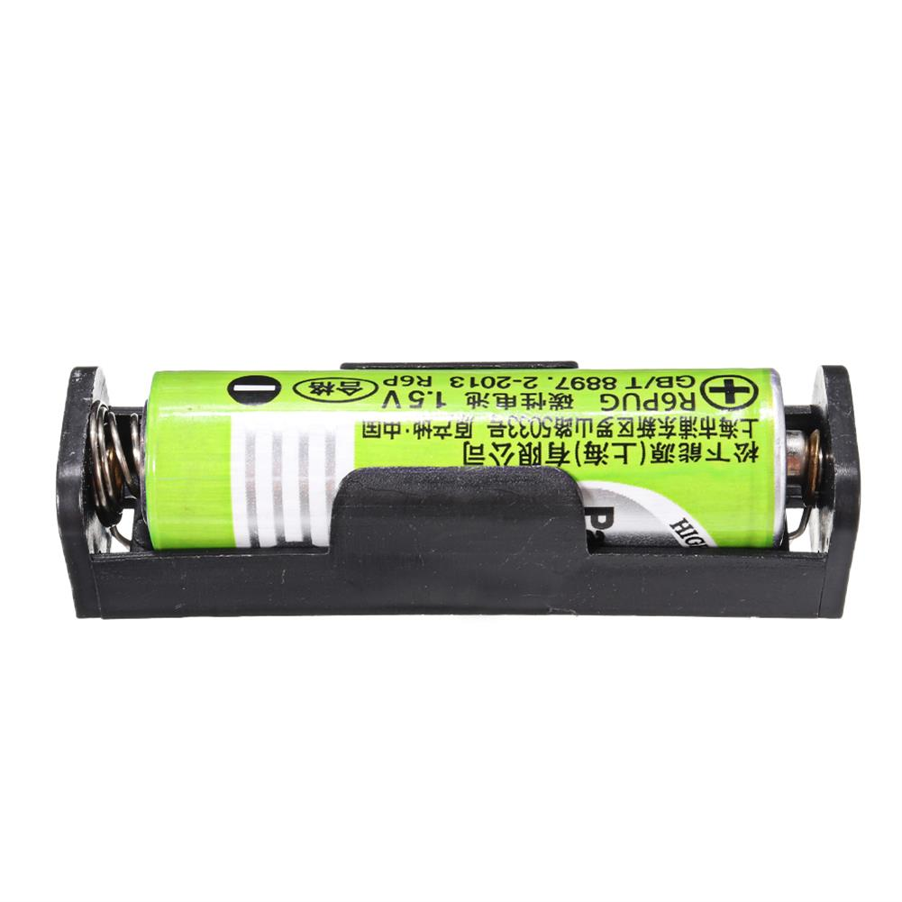 battery-charger Battery Tester Battery Capacitance Diagnostic Tool with LED indicator for AAA AA Battery HOB1686457 2