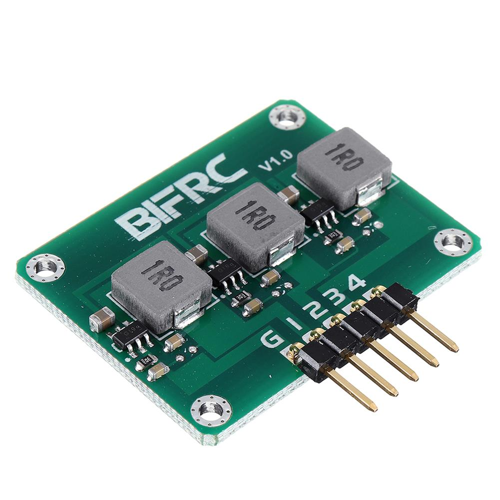 battery-charger 1.2A Large Current Balancing Plate Energy Transfer Circuit Board 2-4 Series inductance Energy Exchange Module HOB1686470