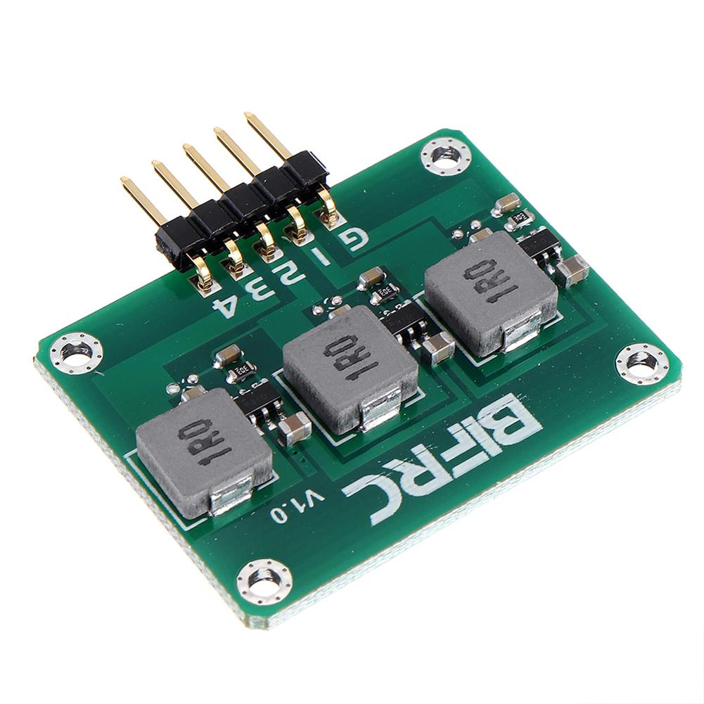 battery-charger 1.2A Large Current Balancing Plate Energy Transfer Circuit Board 2-4 Series inductance Energy Exchange Module HOB1686470 2