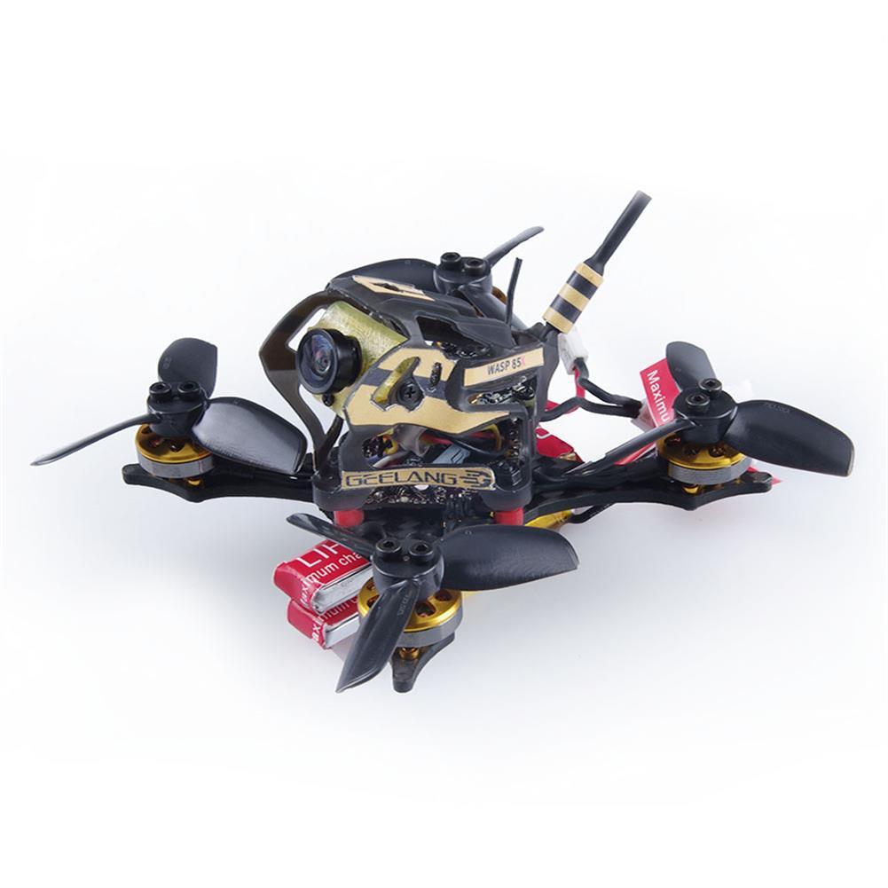 fpv-racing-drone GEELANG WASP 85X 2 inch 2S Toothpick FPV Racing Drone BNF / PNP F4 Flight Controller 1202 8700KV Motor 800TVL Cam HOB1687356 2