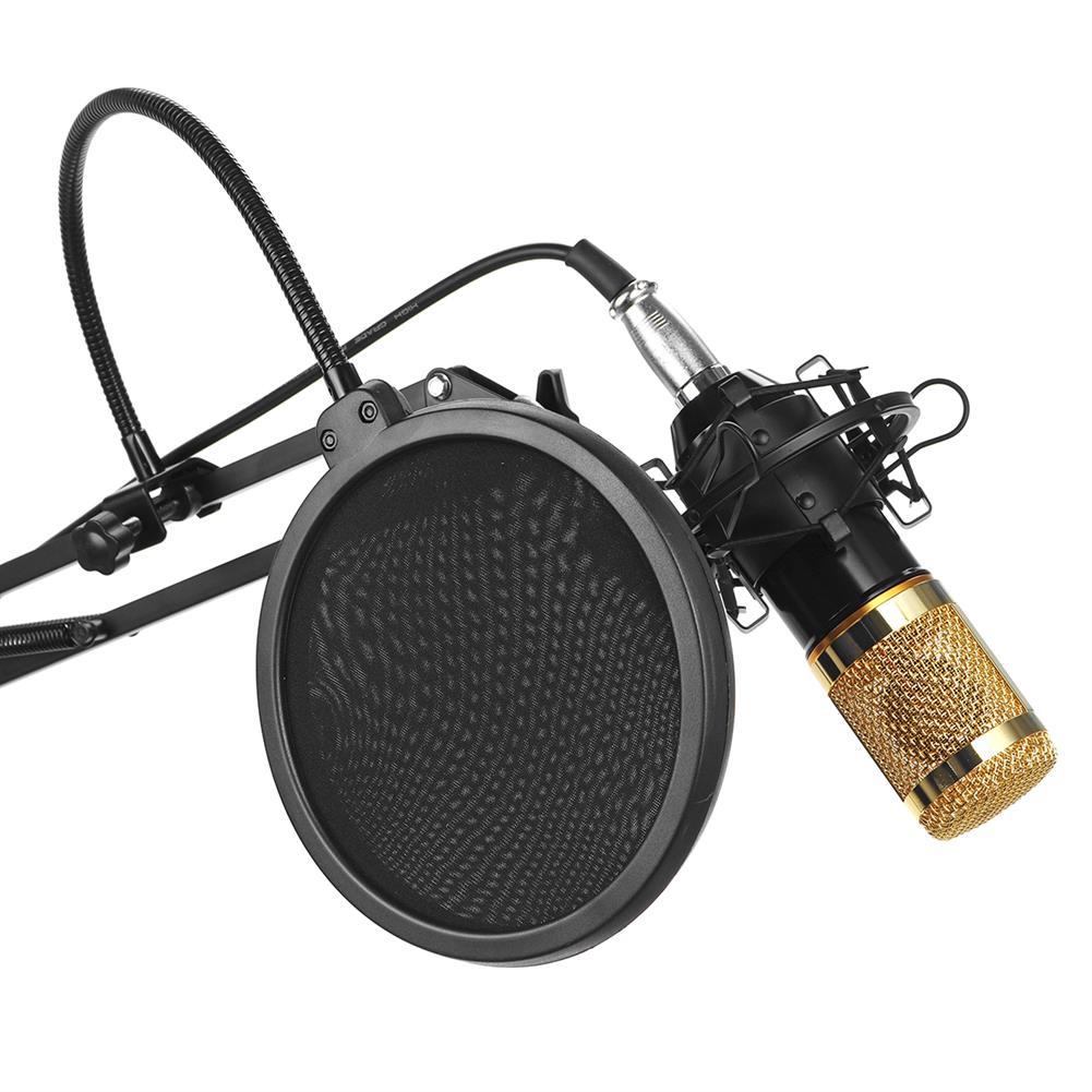 microphones-karaoke-equipment BM800 Pro Condenser Microphone Kit Studio Suspension Boom Scissor Arm Stand with Fliter HOB1688965 3