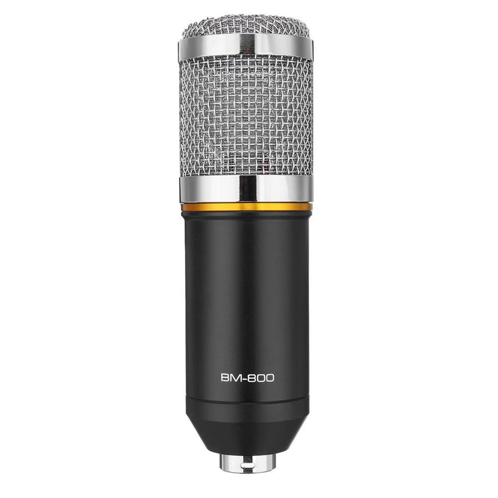 microphones-karaoke-equipment BM800 Studio Condenser Microphone Deskt Pro Audio Sound Pickup Recording Mic HOB1688966 1