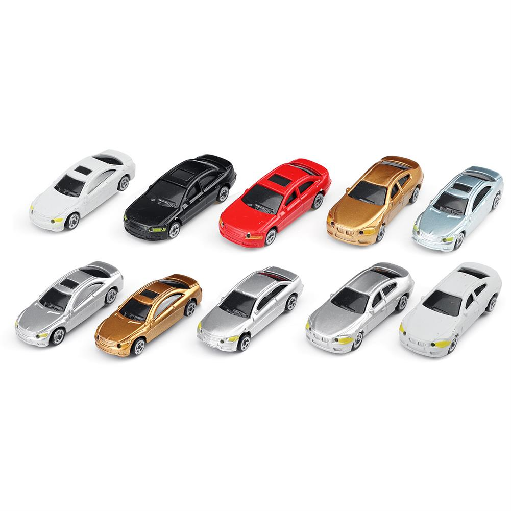 model-building 1:75 1:87 1:150 Model 10 Building Street Flaring Scale Car Scenery with LED Light HOB1689016 1