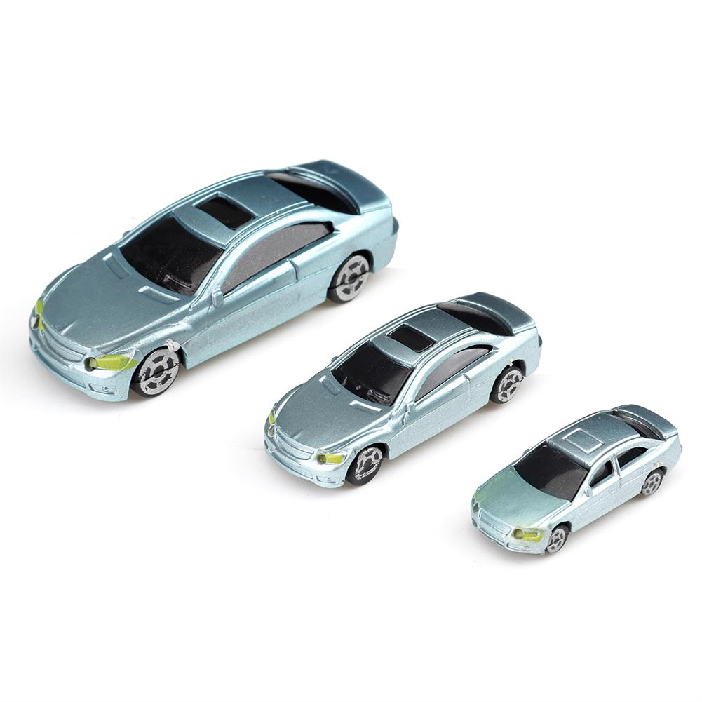 model-building 1:75 1:87 1:150 Model 10 Building Street Flaring Scale Car Scenery with LED Light HOB1689016 3