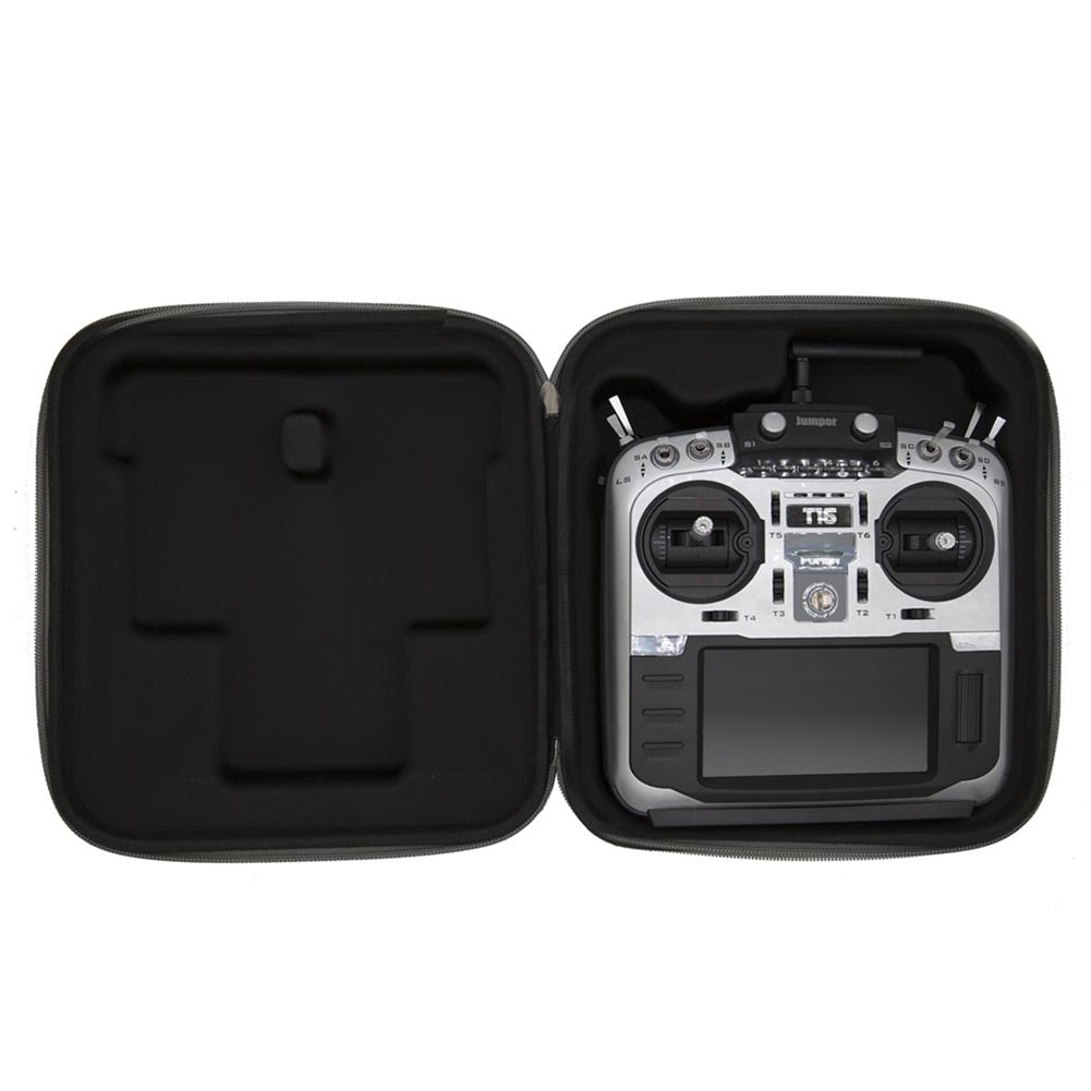 radios-receiver Jumper Remote Controller Zipper Storage Bag Portable Carrying Case for T16 & T18 Transmitter HOB1689210 1