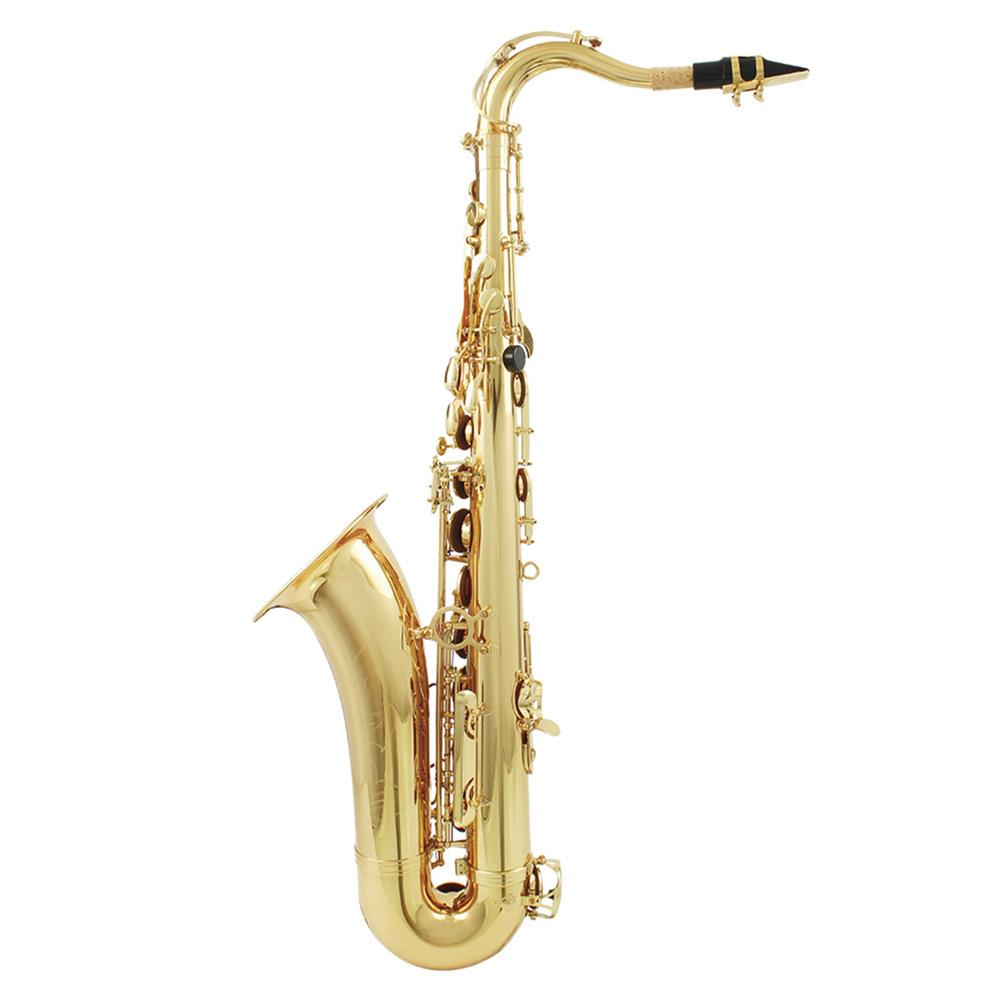 saxophone Mebite Brass Bb 10or Saxophone Sax Carved Pattern Pearl White Shell Buttons Wind instrument with Case Gloves Cleaning Cloth HOB1690392 1