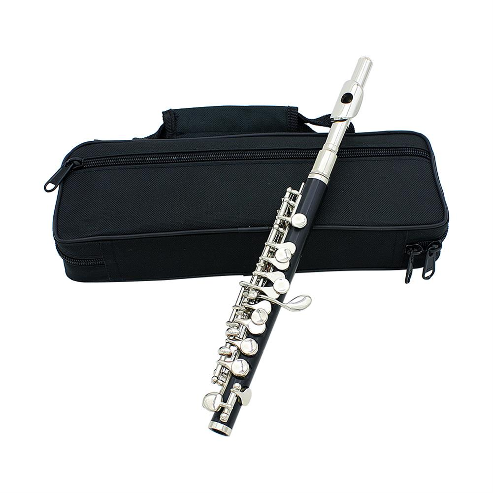 piccolo SLADE C Key Tone Half-Size Flute Piccolo Cupronickel Silver Plated with Cleaning Stick Padded Case Screwdriver HOB1690453 1