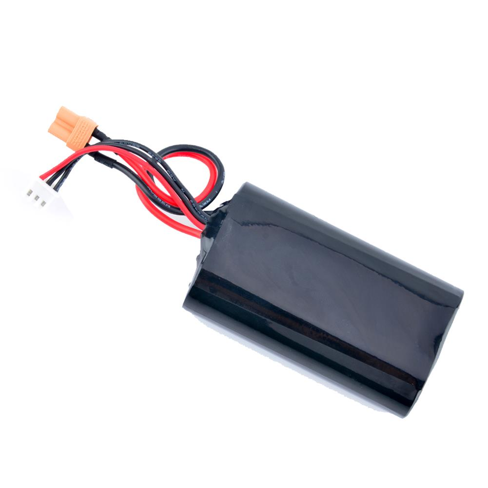 radios-receiver RadioMaster 2S 7.4V 37Wh 5000mah Li-ion Battery JST-XH & XT30 Plug for TX16S Compatible TBS Crossfire Module HOB1690824 3