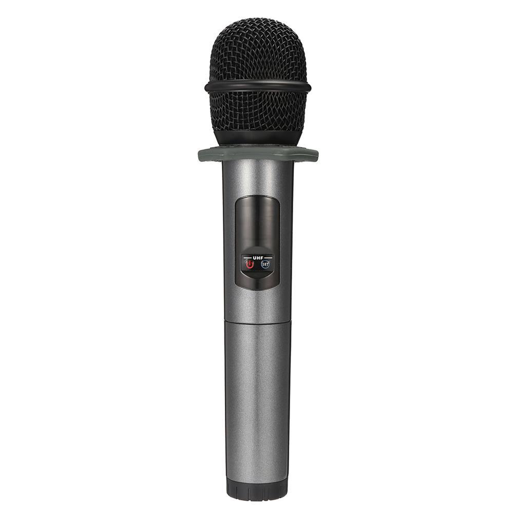 microphones-karaoke-equipment ELEGIANT Handheld Dynamic Microphone Wireless System HOB1692225