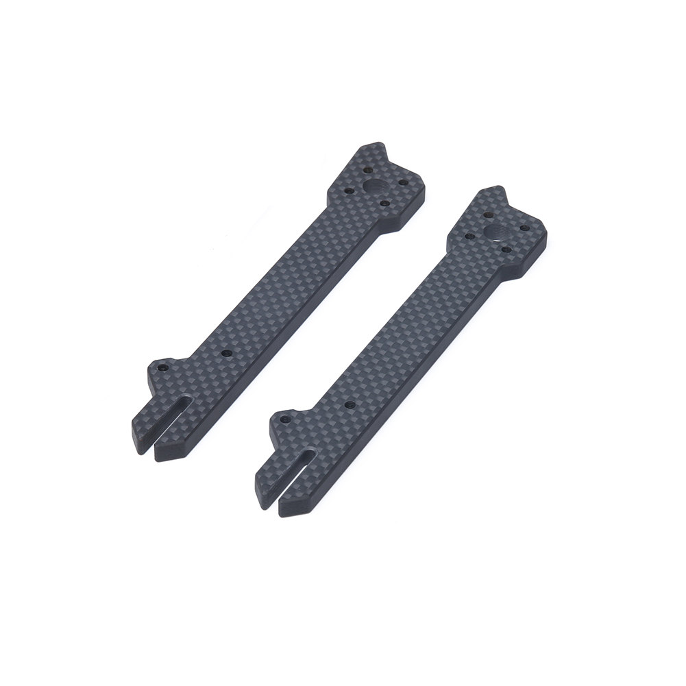 multi-rotor-parts iFlight TITAN XL5 HD Spare Part 2 PCS Replace Frame Arm 6mm Thickness Carbon Fiber for RC Drone FPV Racing HOB1692370