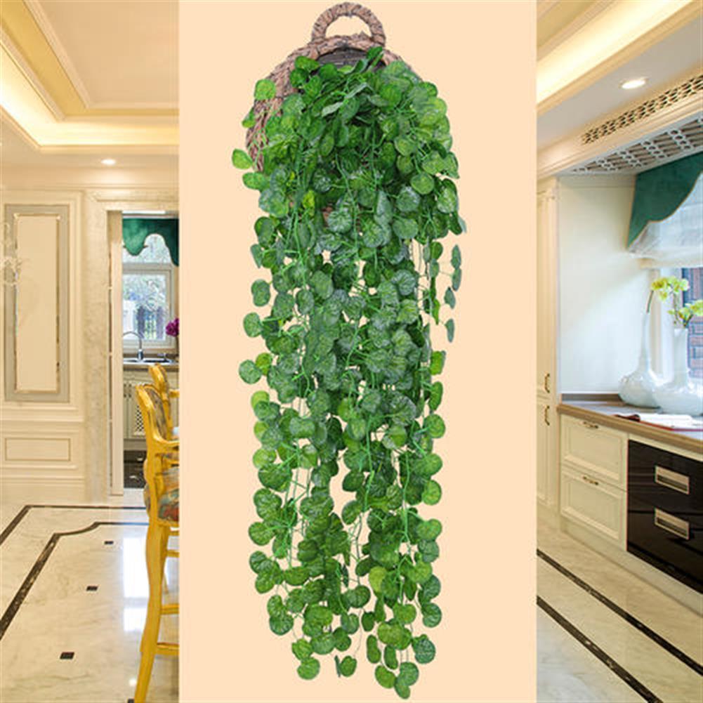 magnetic-toys Artificial Leaf Ivy Vine Plant Foliage Green Leaves Home Garden Decor HOB1695181 2